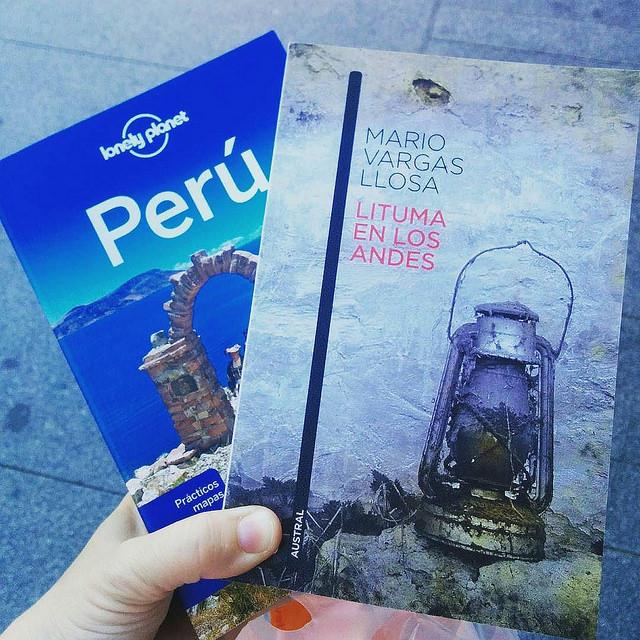 Ana Asuero viaje a Perú