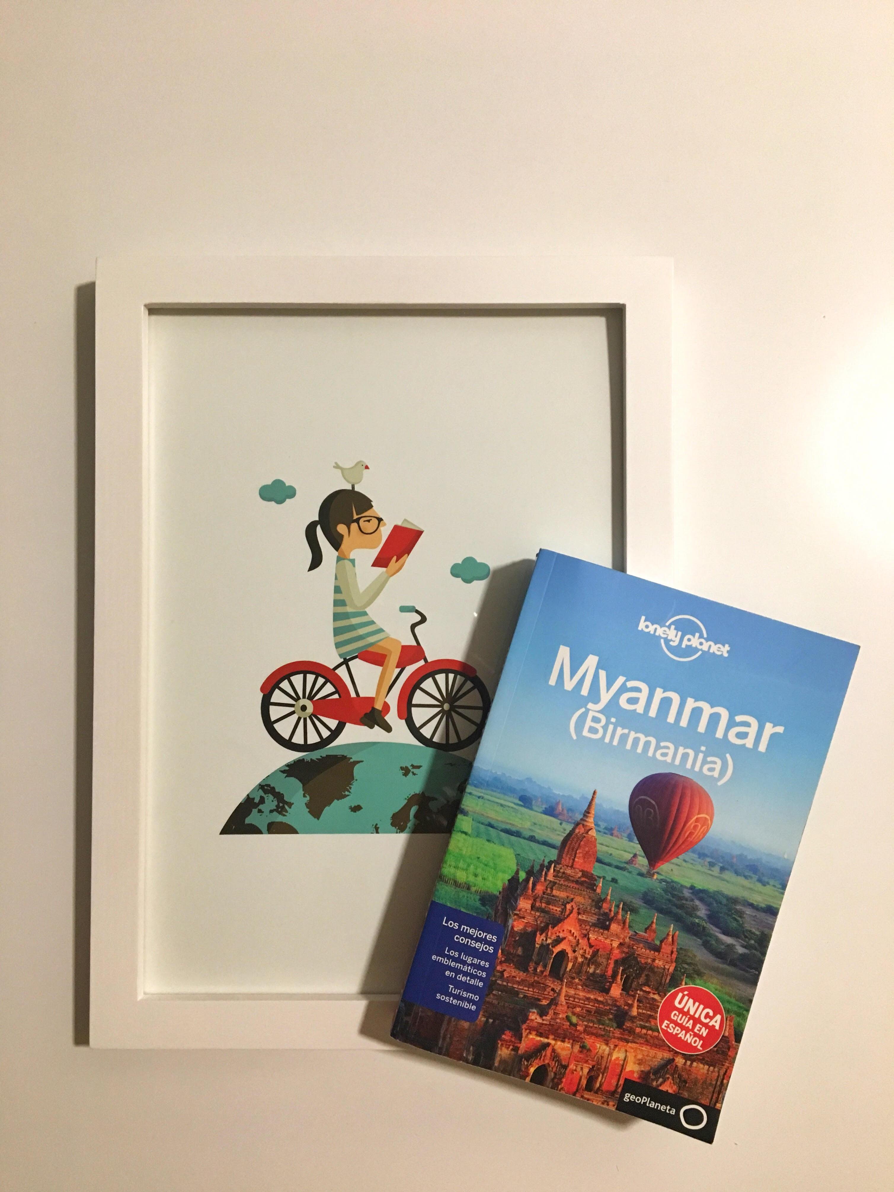 Conocer Myanmar (Birmania) en 20 días