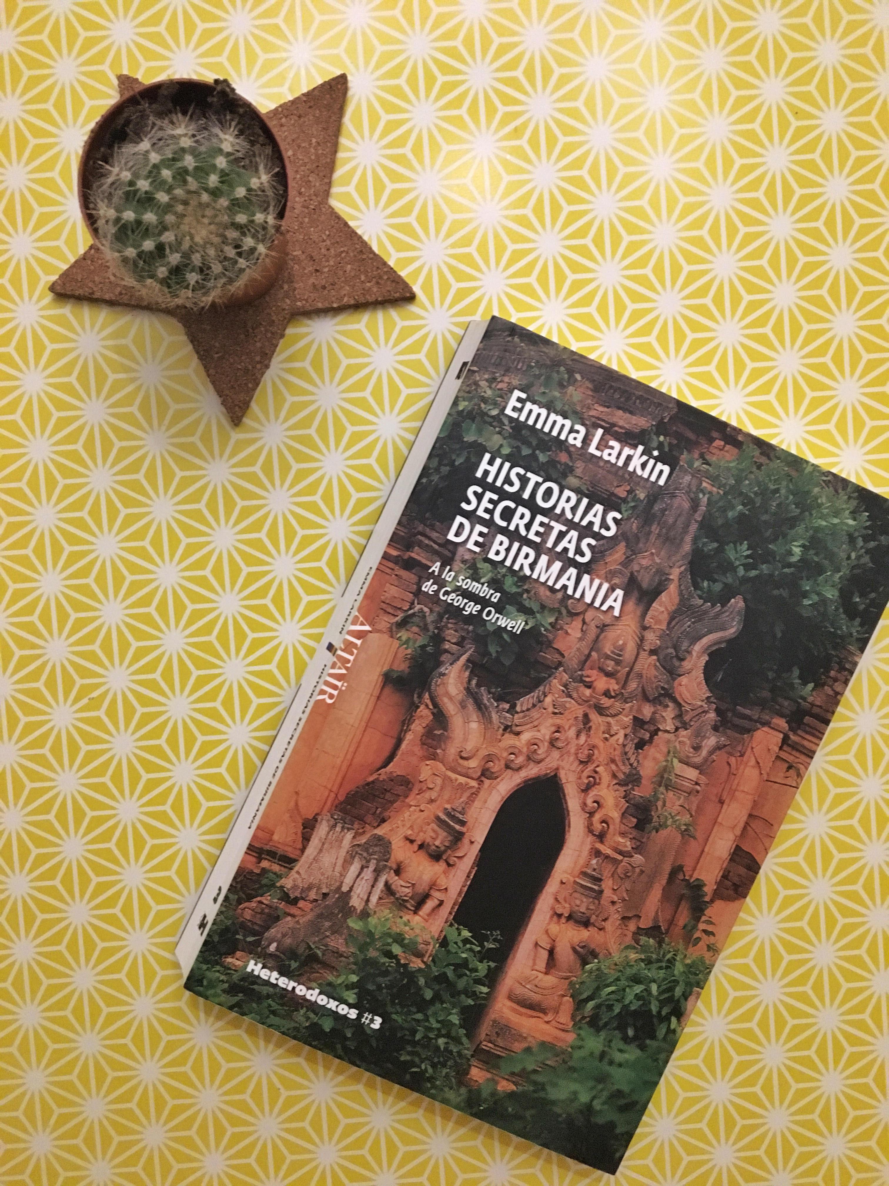 Historias secretas de Birmania_Emma Larkin