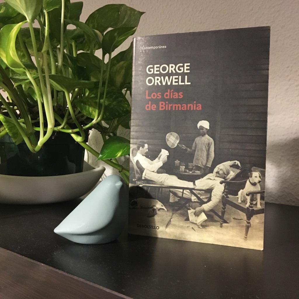 Los dias de Birmania George Orwell