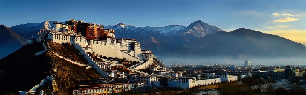 Foto Palacio Potala Tibet
