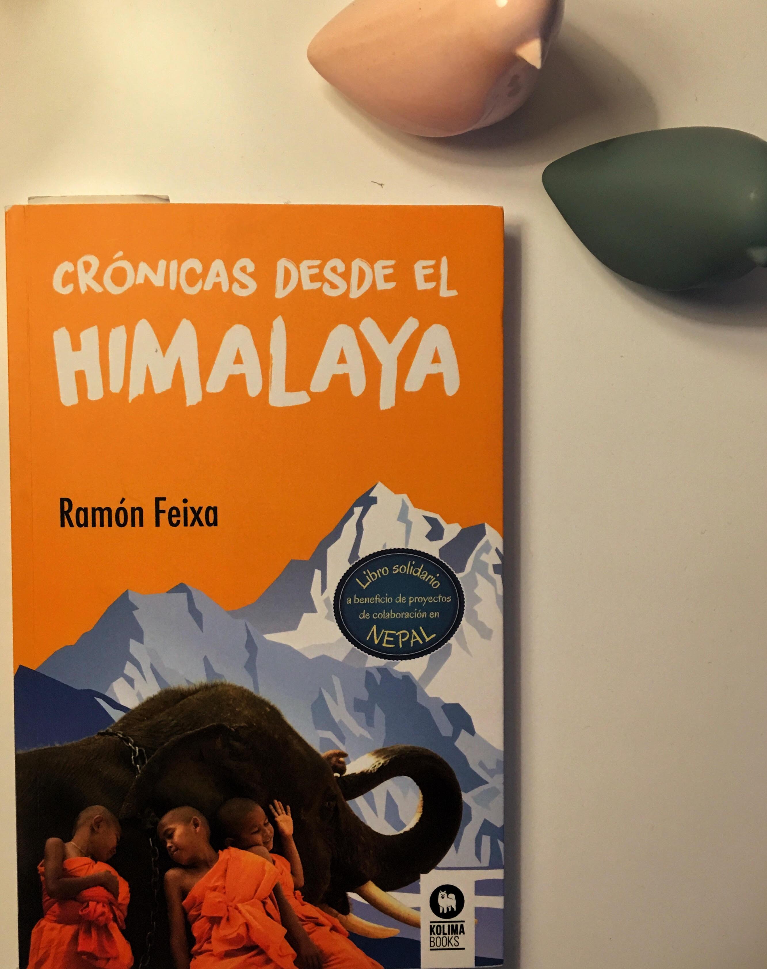 Libro Cronicas desde el Himalaya